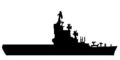 CARRIER CRUISERS & DESTROYERS (cgh-ddh)