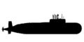 NUCLEAR SUBMARINES SSGN type