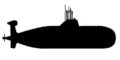 NUCLEAR SUBMARINES SSN type